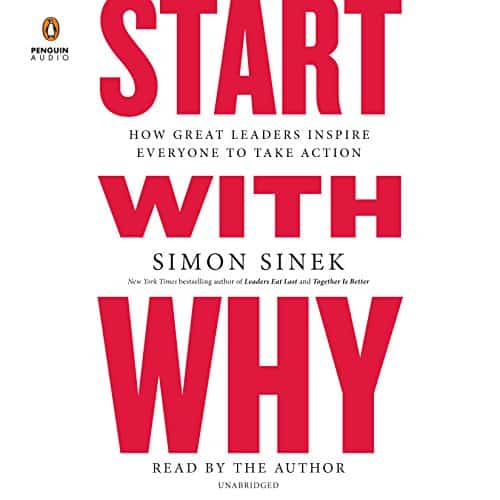 Best Book review for Start with Why