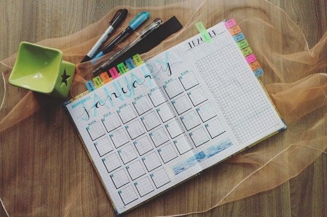Diversity Current Events Calendar