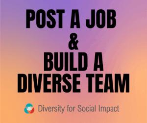 Post Diversity Jobs