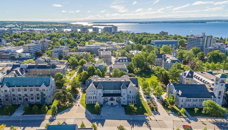 Social Impact Queen's University Canada