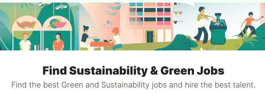 Best sustainability job board